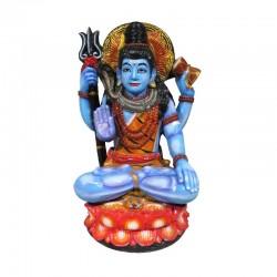DIA 01 Shiva Estatua Piedra