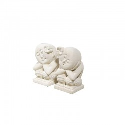 MAH 11 Piedra Estatua pareja