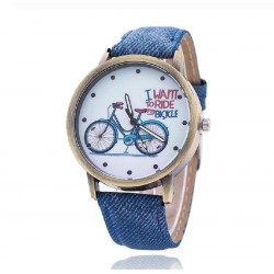 BICYCLE RELOJ H.K