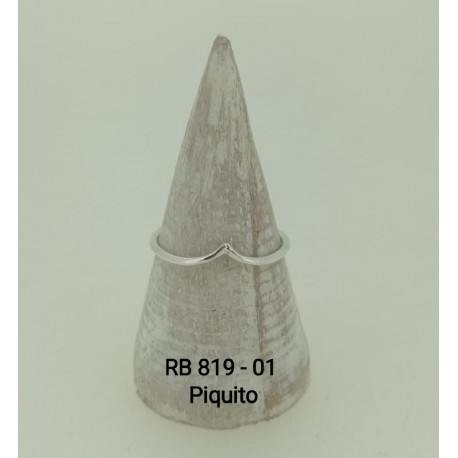 RB 819-01 Piquito Anillo